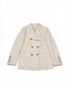 JIYO Tweed Jacket (2 Color)